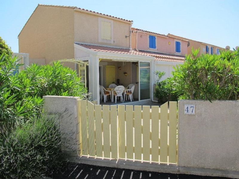 Location vacances Gruissan -  Maison - 4 personnes - Barbecue - Photo N° 1