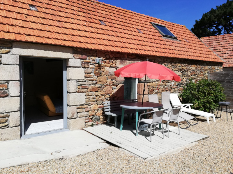 Holiday rentals Locquirec - House - 5 persons - BBQ - Photo N° 1
