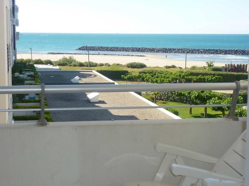 Location vacances Agde -  Appartement - 7 personnes - Jardin - Photo N° 1