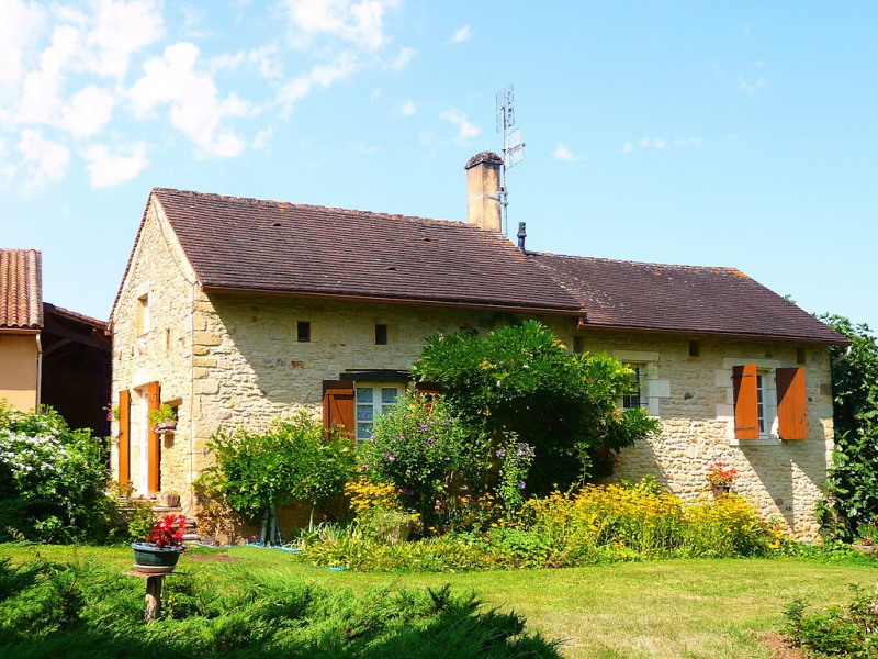 Holiday rentals Mazeyrolles - Cottage - 4 persons - BBQ - Photo N° 1