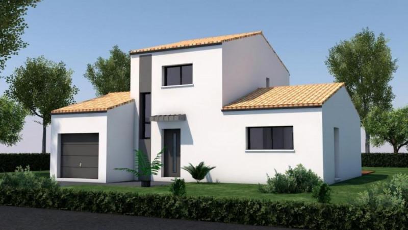 Maison  4 pièces + Terrain 600 m² Loroux-Bottereau par MORTIER CONSTRUCTION