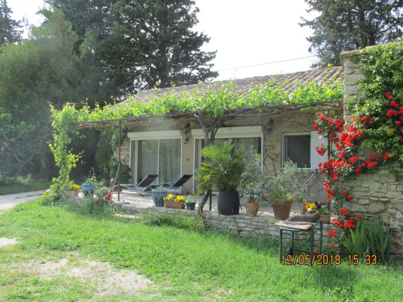 Location vacances Lagnes -  Gite - 4 personnes - Barbecue - Photo N° 1