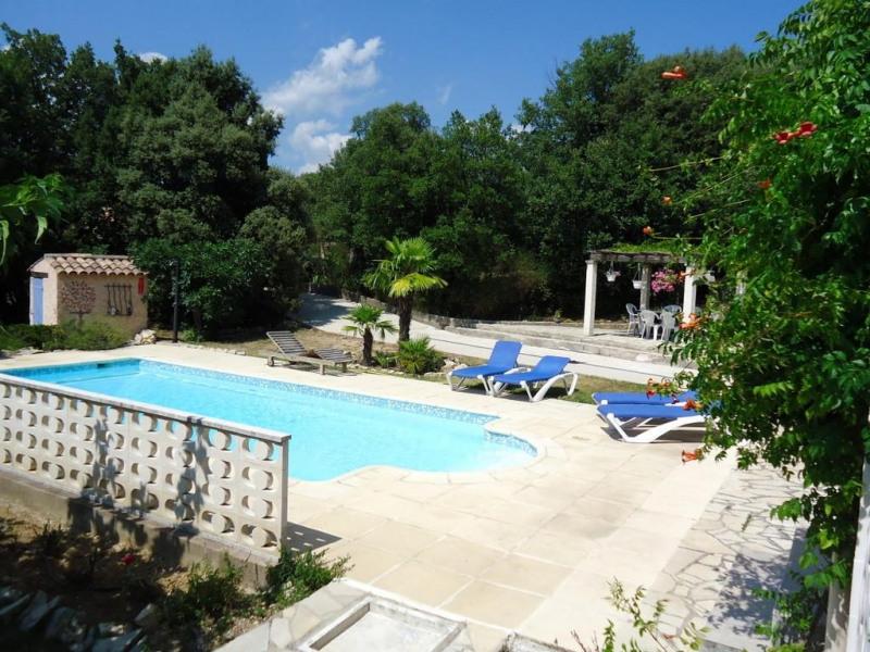 Location vacances Rocbaron -  Maison - 8 personnes - Barbecue - Photo N° 1