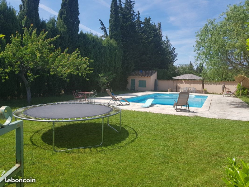 Provence Luberon Piscine Tennis privé 10 pers