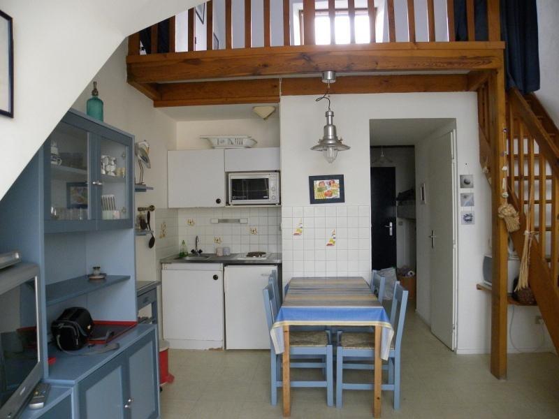 Location vacances Quiberon -  Appartement - 5 personnes - Chaise longue - Photo N° 1