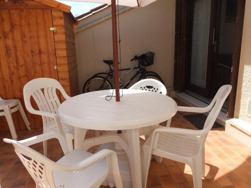 Location vacances Soulac-sur-Mer -  Appartement - 4 personnes - Chaise longue - Photo N° 1