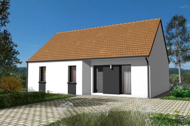 Maison  4 pièces + Terrain 1094 m² Pruniers-en-Sologne par maisons PRIMEA