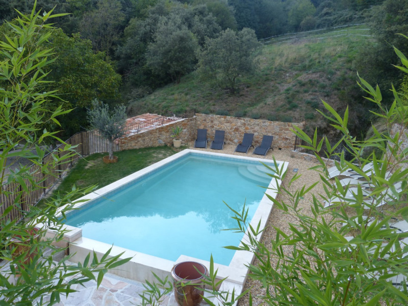 Location vacances Saint-Martial -  Gite - 8 personnes - Barbecue - Photo N° 1