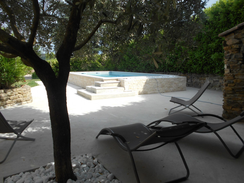 Holiday rentals Lachapelle-sous-Aubenas - House - 8 persons - BBQ - Photo N° 1