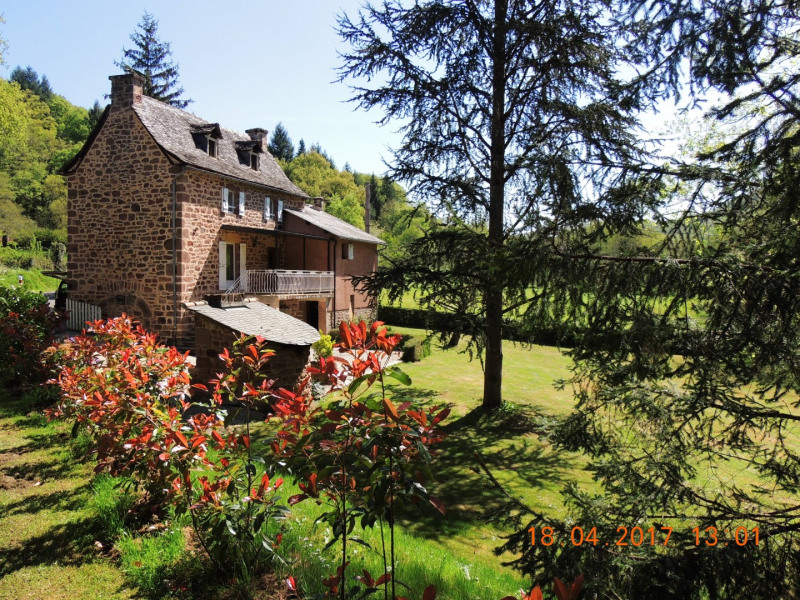 Location vacances Conques -  Gite - 6 personnes - Barbecue - Photo N° 1