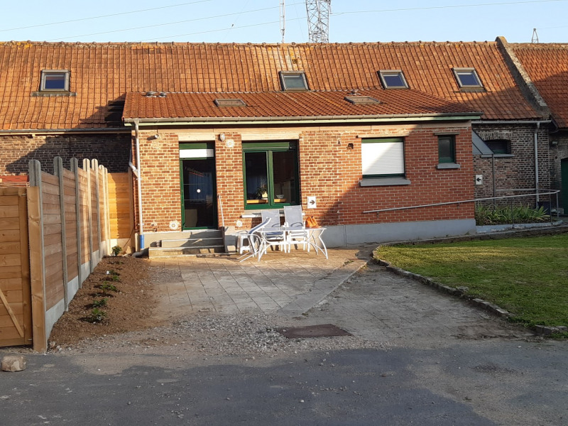 Location vacances Gosnay -  Gite - 10 personnes - Barbecue - Photo N° 1