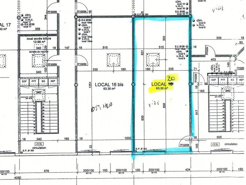 location bureau vannes morbihan 56 63 m r f rence n 50. Black Bedroom Furniture Sets. Home Design Ideas