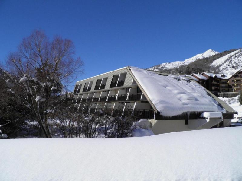 Studio coin montagne 4 personnes (015)