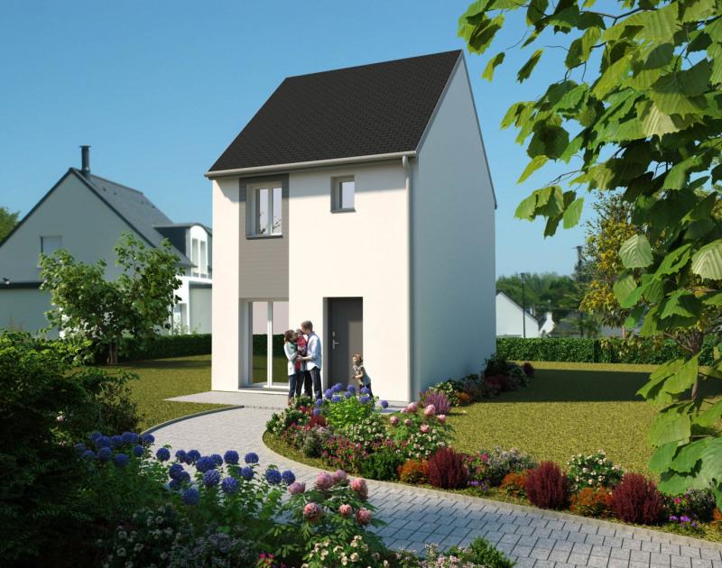 Maison  4 pièces + Terrain 300 m² Villeparisis par BATICONFORT