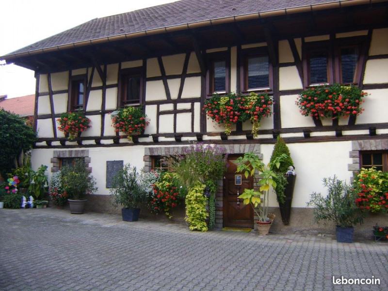 Location vacances Dambach-la-Ville -  Gite - 5 personnes - Barbecue - Photo N° 1
