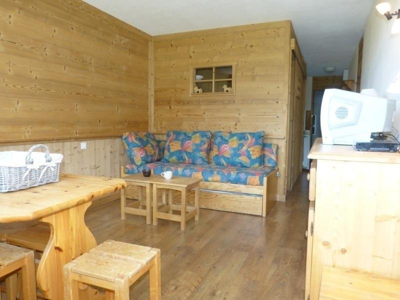 Studio Cabine Confort de 26m² au pied des pistes