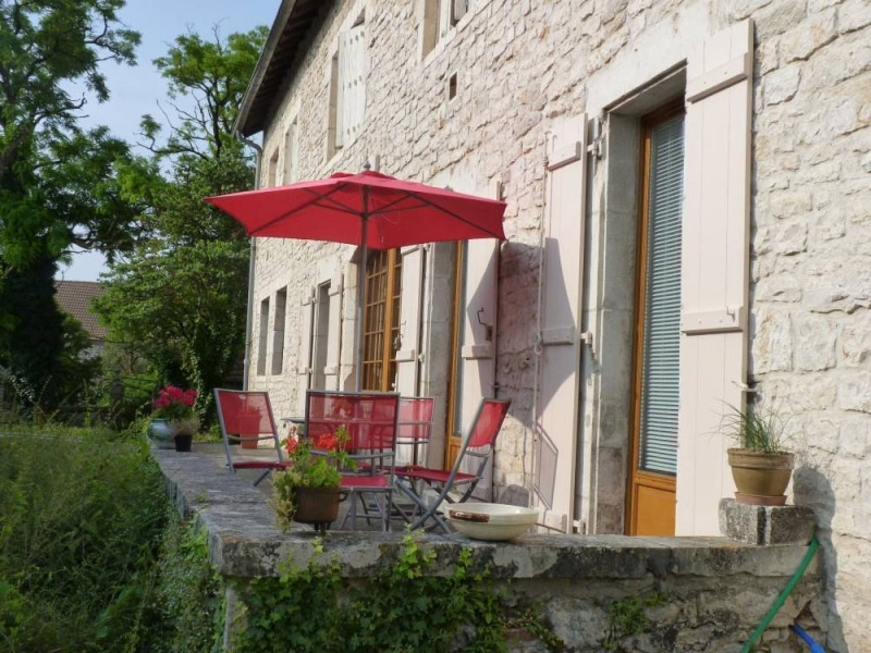Location vacances Gramat -  Appartement - 4 personnes - Jardin - Photo N° 1