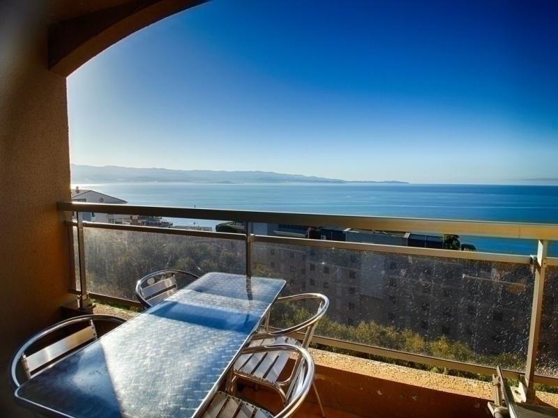 Location vacances Ajaccio -  Appartement - 2 personnes - Barbecue - Photo N° 1
