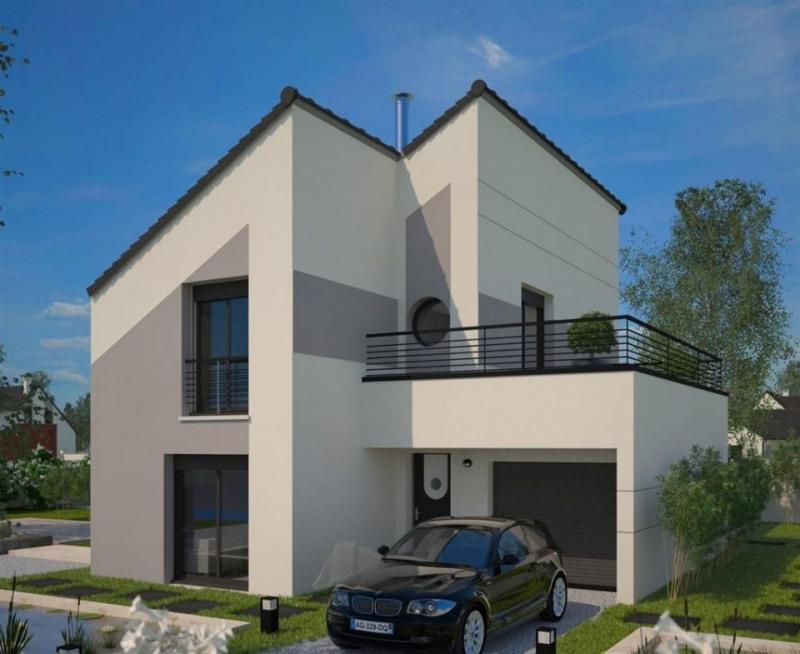 Maison  5 pièces + Terrain 370 m² Vert-le-Grand par MAISONS FRANCE CONFORT