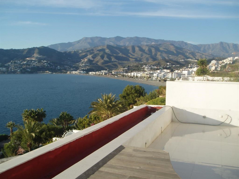 Holiday rentals Almuñécar - Apartment - 4 persons - Garden furniture - Photo N° 1