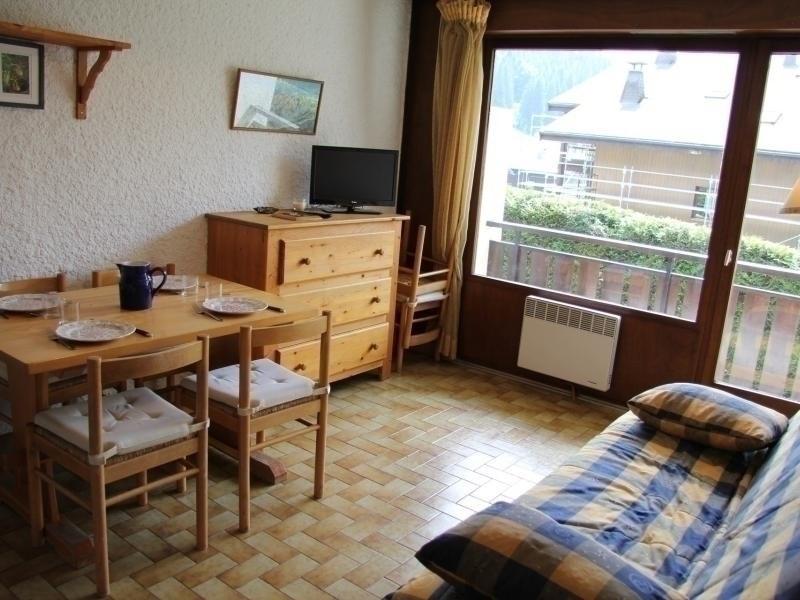 Location vacances La Clusaz -  Appartement - 4 personnes - Télévision - Photo N° 1