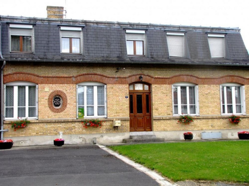 Location vacances Vaux-Champagne -  Gite - 10 personnes - Barbecue - Photo N° 1