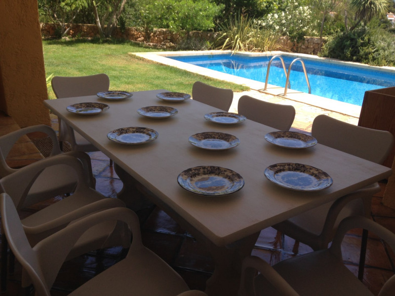 Holiday rentals Altea - Apartment - 10 persons - BBQ - Photo N° 1