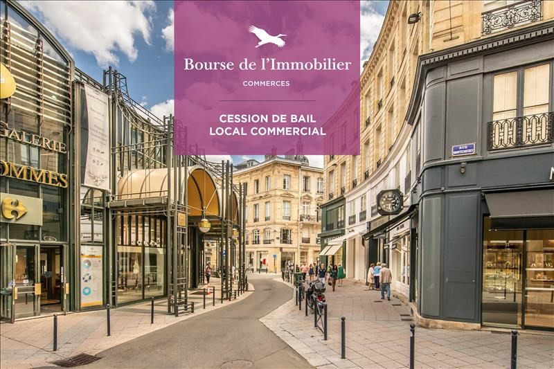 Location Local commercial Bordeaux