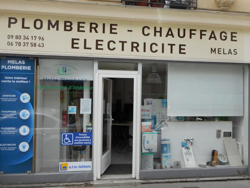 Location Boutique 20m² Paris 15ème