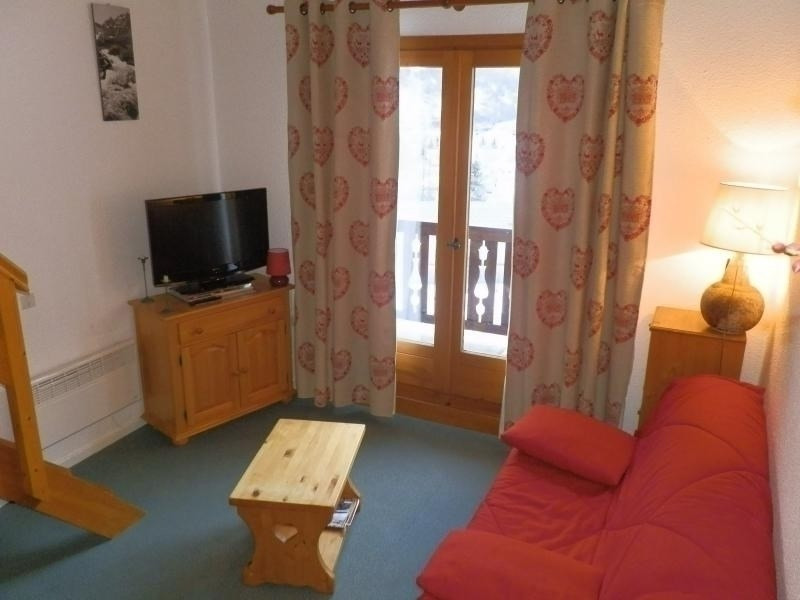 Appartement mezzanine 4 personnes 3* exposé Sud