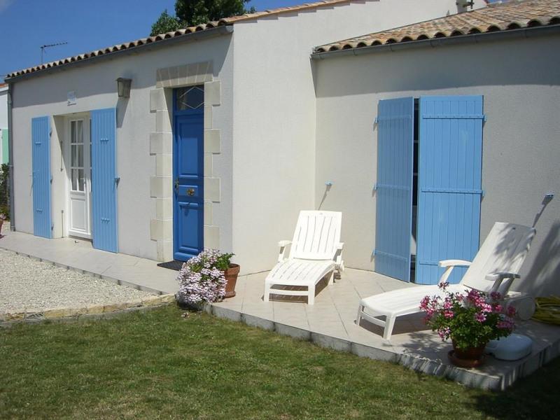 Holiday rentals La Brée-les-Bains - House - 6 persons - BBQ - Photo N° 1