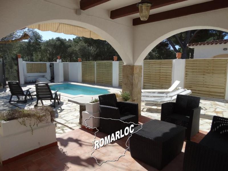 Jolie maison piscine privée pour 6 personnes