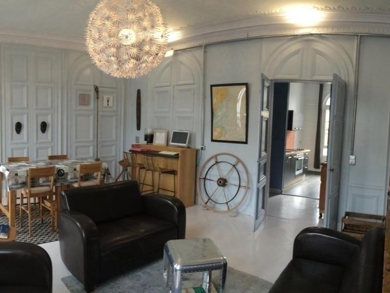 Location vacances Fécamp -  Appartement - 4 personnes - Télévision - Photo N° 1
