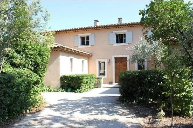 Vente de prestige Maison / Villa 403m² Villeneuve-les-Avignon