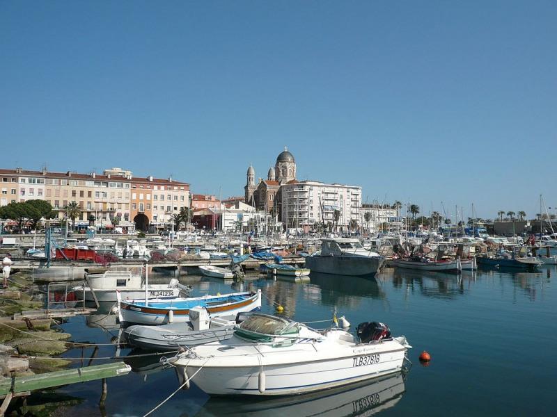 Bel appartement sur le vieux port de Saint-Raphael