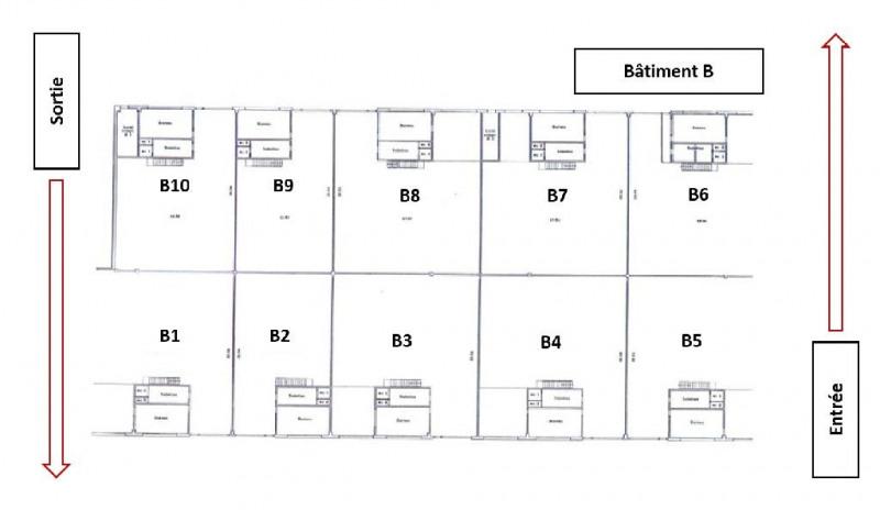 Location Local d'activités / Entrepôt Le Bourget