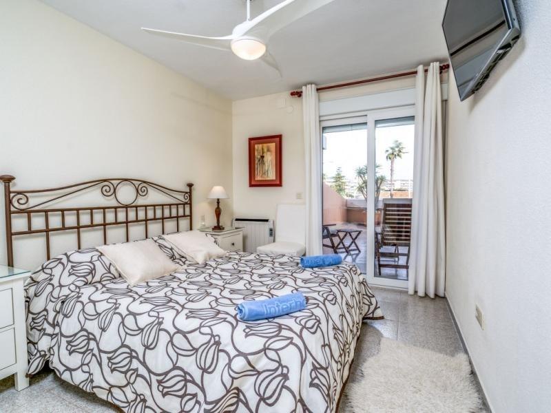 Location vacances Jávea/Xàbia -  Appartement - 6 personnes - Jardin - Photo N° 1