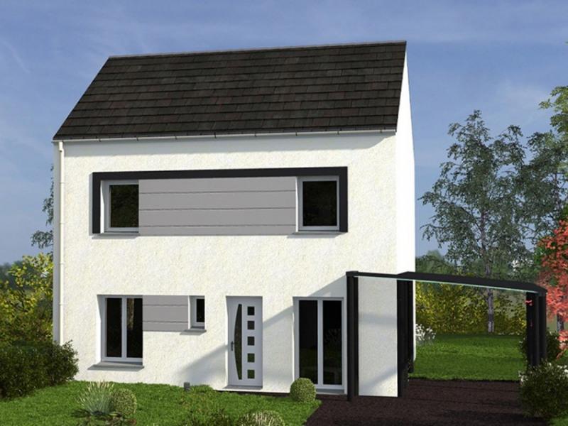 Maison  6 pièces + Terrain 338 m² Longpont-sur-Orge par MAISONS LELIEVRE