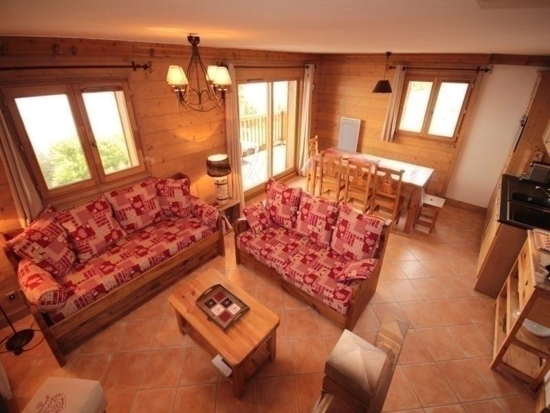 Location vacances Villard-sur-Doron -  Appartement - 8 personnes - Télévision - Photo N° 1