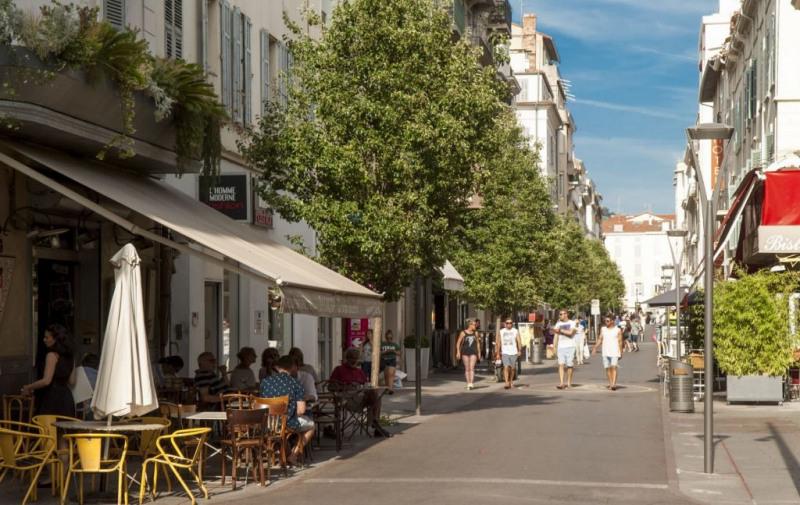 Vente Boutique 60m² Cannes