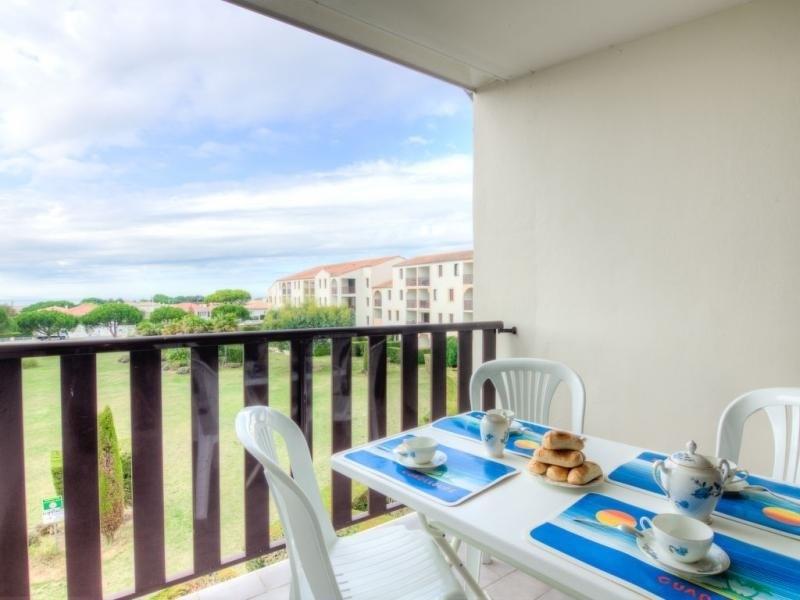 Location vacances Vaux-sur-Mer -  Appartement - 4 personnes - Jardin - Photo N° 1