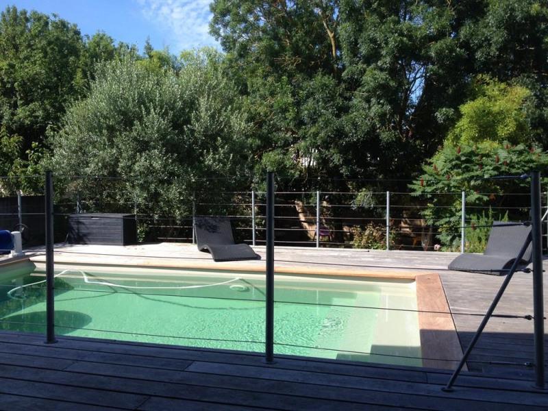 Maison pour 6 pers. avec piscine privée, La Rochelle