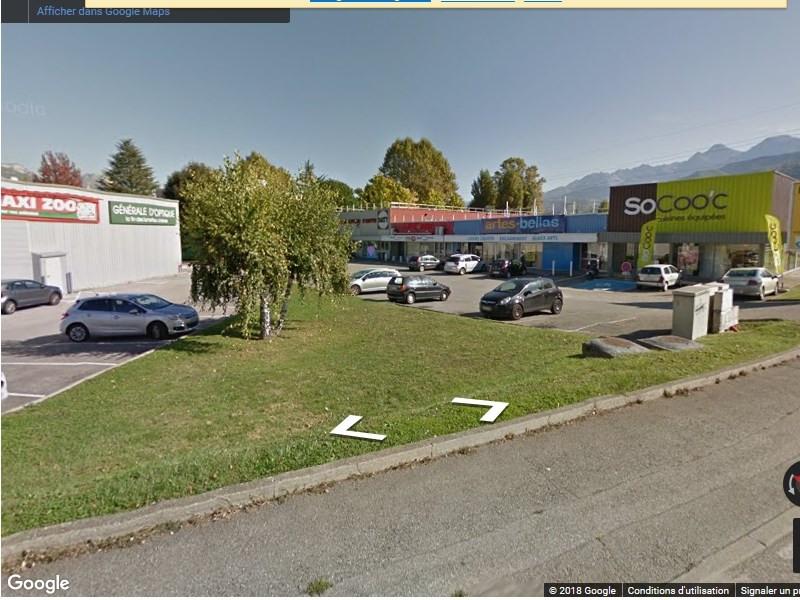 Location Local commercial Saint-Martin-d'Hères
