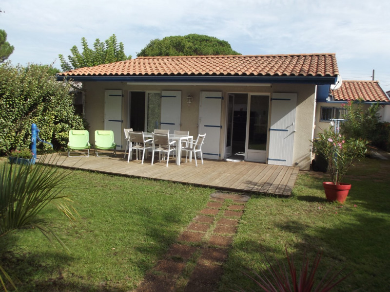 Holiday rentals Lanton - House - 5 persons - BBQ - Photo N° 1