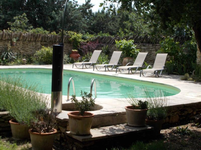 Location vacances Gordes -  Maison - 4 personnes - Barbecue - Photo N° 1