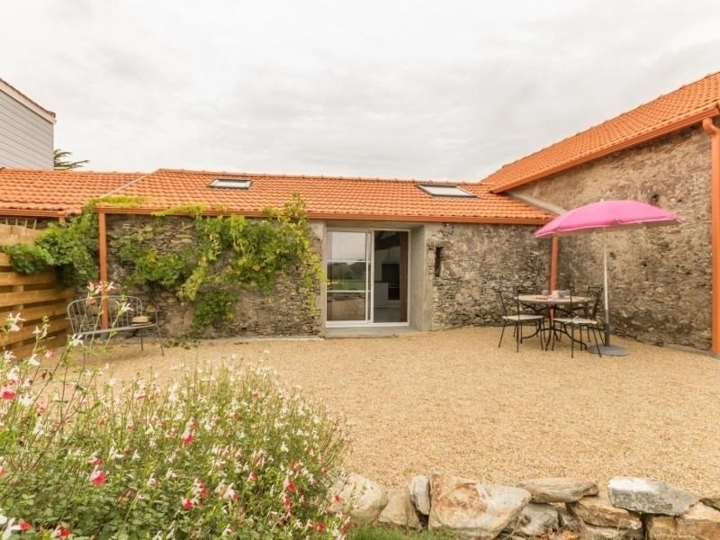 Location vacances Pornic -  Maison - 2 personnes - Barbecue - Photo N° 1