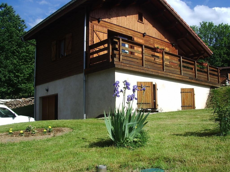 Alquileres de vacaciones La Croix-aux-Mines - Casa - 6 personas - BBQ - Foto N° 1
