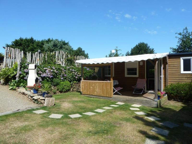Location vacances Cancale -  Maison - 2 personnes - Barbecue - Photo N° 1
