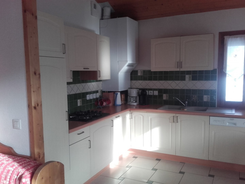 Location vacances Arâches-la-Frasse -  Appartement - 7 personnes - Barbecue - Photo N° 1