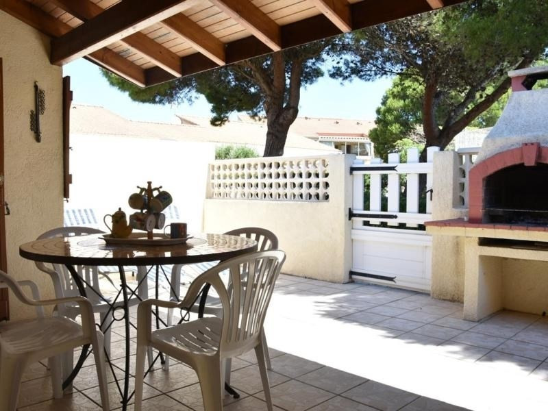 Location vacances Gruissan -  Maison - 6 personnes - Barbecue - Photo N° 1